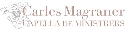 Carles Magraner logo 2 Valenciano Valencia lyrics minstrels music Spanish English translation mediaeval